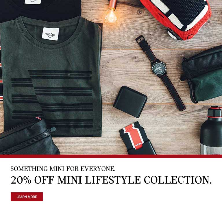 MINI Lifestyle Holiday Special