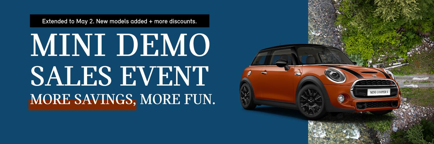 Demo Sales Event Spring 2021