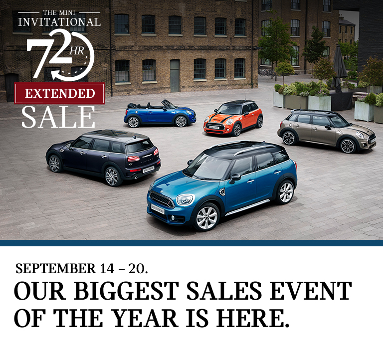 72 Hour Sales Event Extended