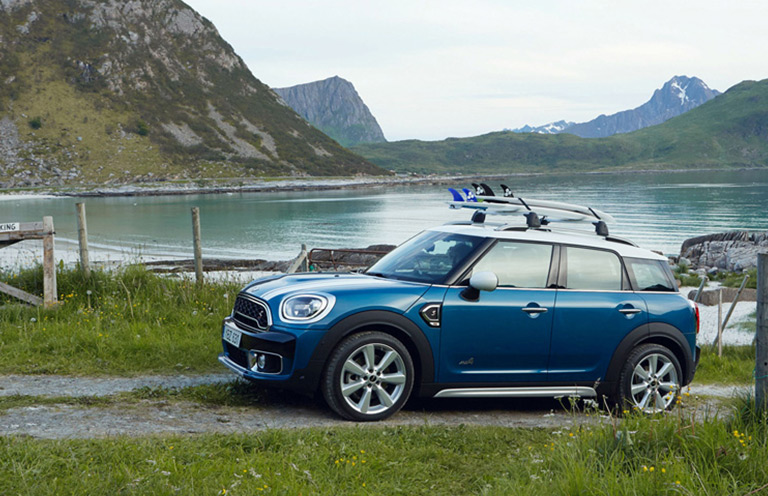 Mini Roof Racks