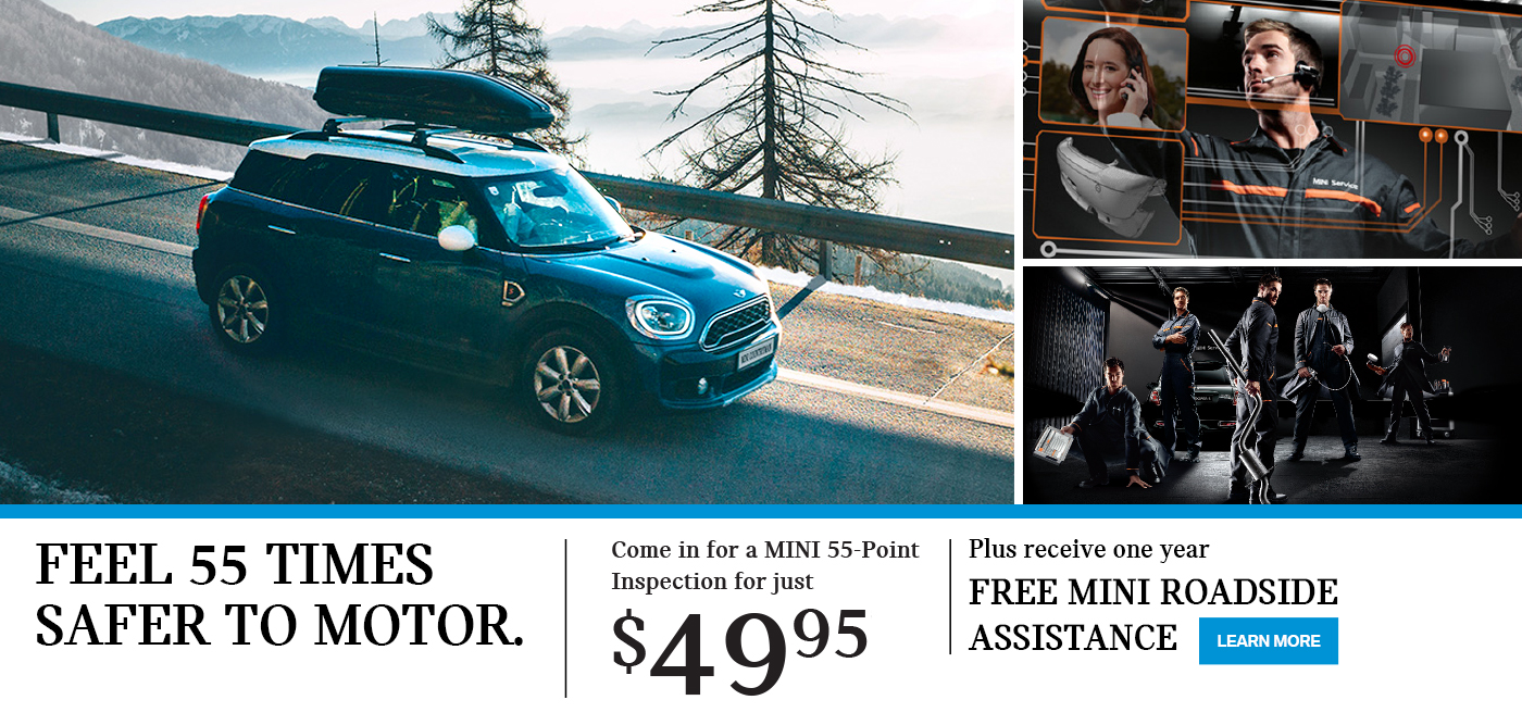 MINI Motoring Confidence Package