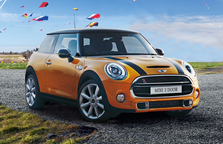 2019 MINI 3 Door at MINI Victoria