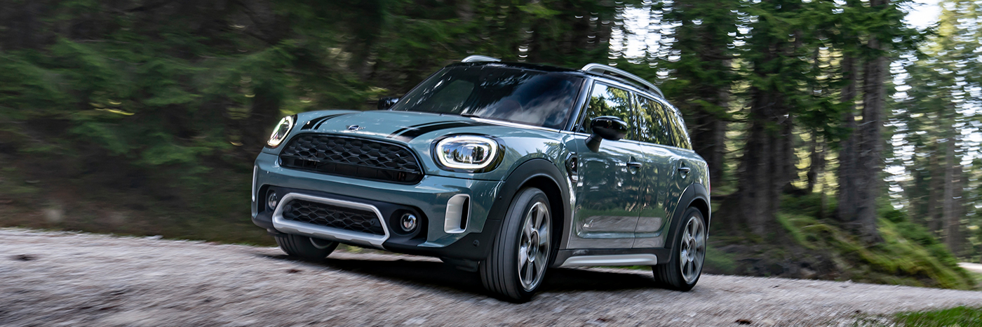 The 2021 MINI Countryman ALL4