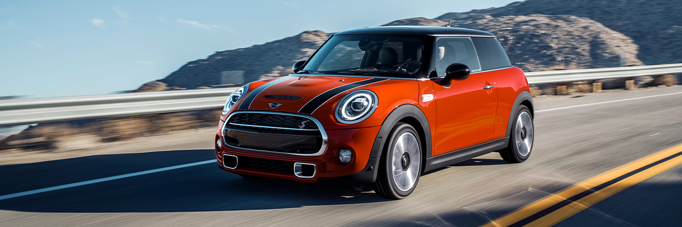The 2021 MINI 3 Door
