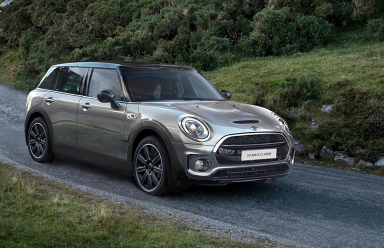 2019 MINI COOPER S CLUBMAN ALL4