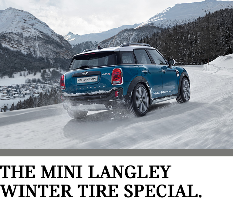 MINI Langley - Winter Wheel Offer