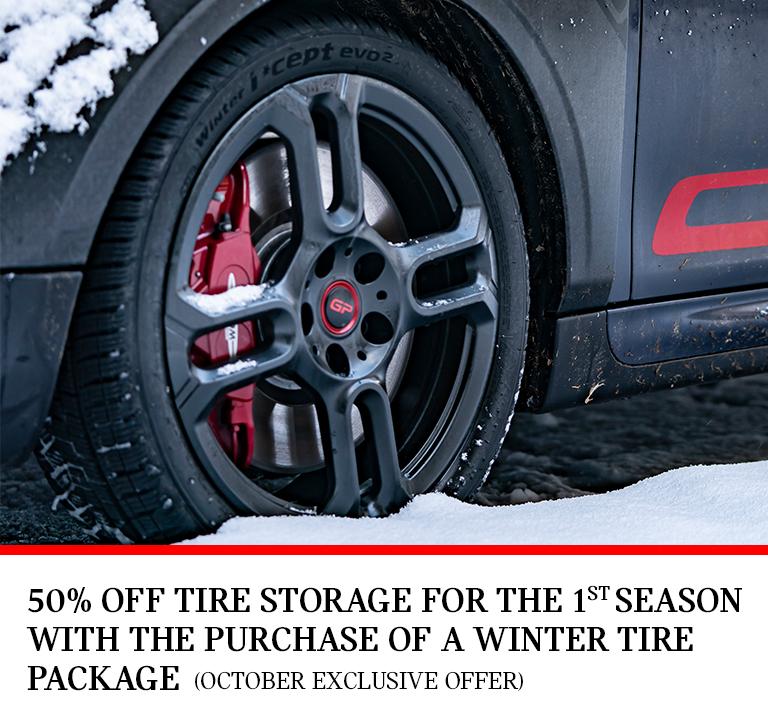 Tire Storage Promo