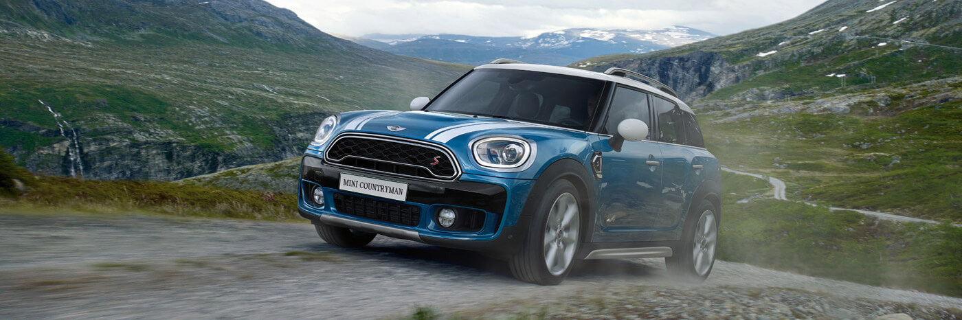 2020 Countryman Demo