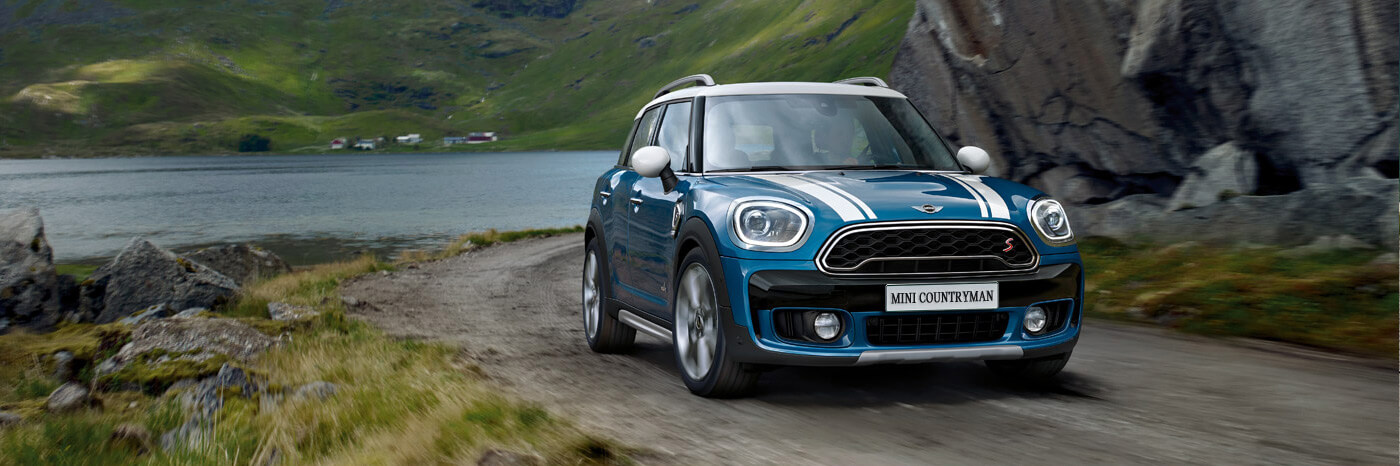 Cooper S Countryman Demo