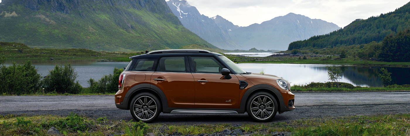 Cooper Countryman Demo Offer