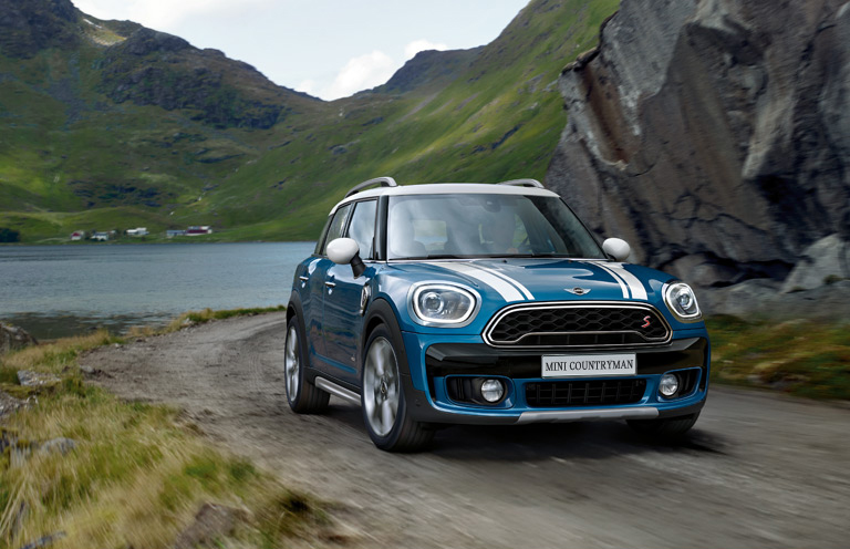 2019 Countryman Demo