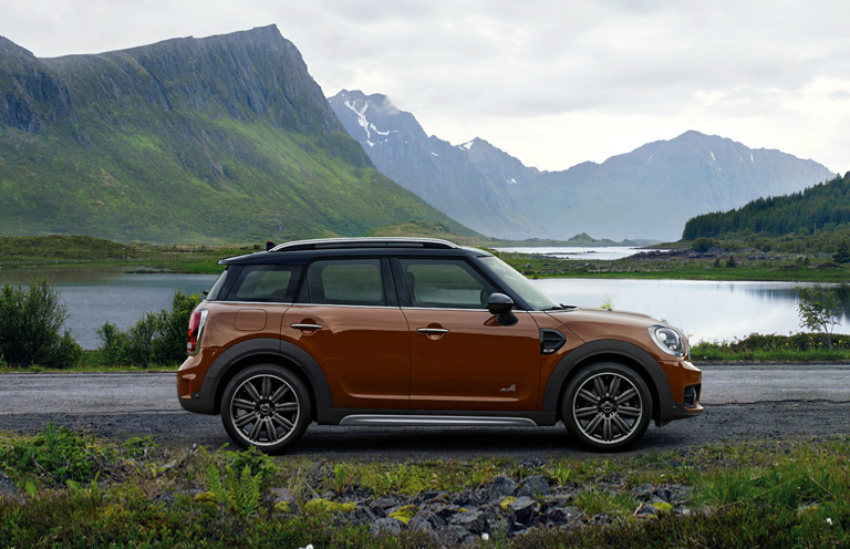 Cooper Countryman Demo
