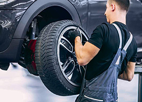 Tire Price Match & Rebates