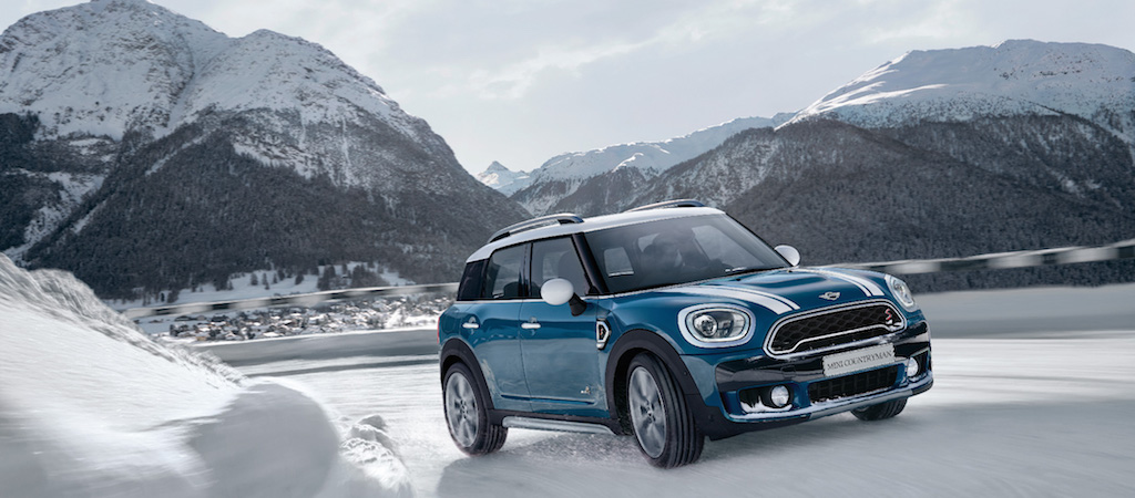 MINI Approved Winter Tires Special
