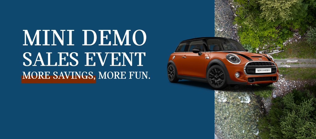DEMO SALES EVENT