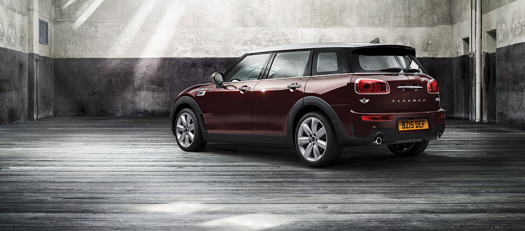 BUNDLE UP THIS NOVEMBER WITH THE MINI CLUBMAN