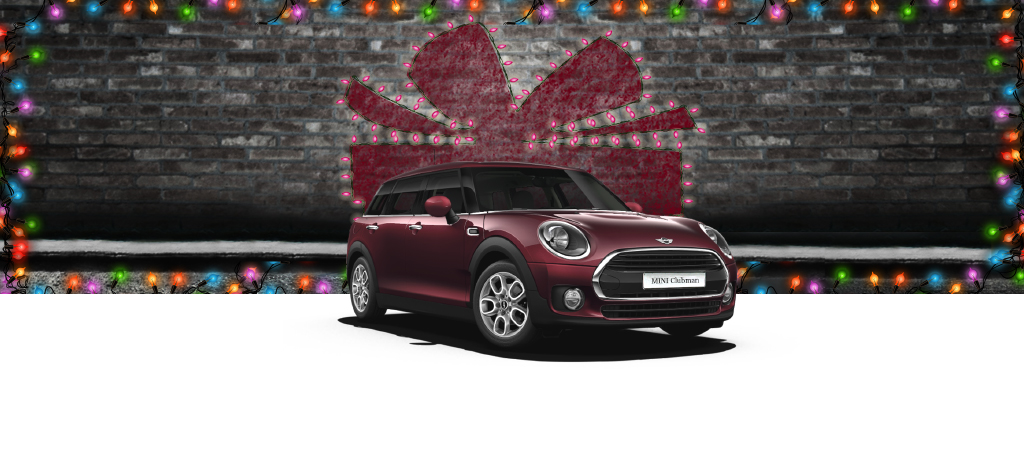 2016 MINI Cooper Clubman Boxing Week Bonus Event
