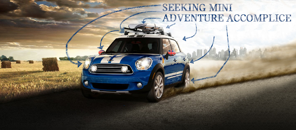 SATISFY YOUR CRAVING FOR ADVENTURE.