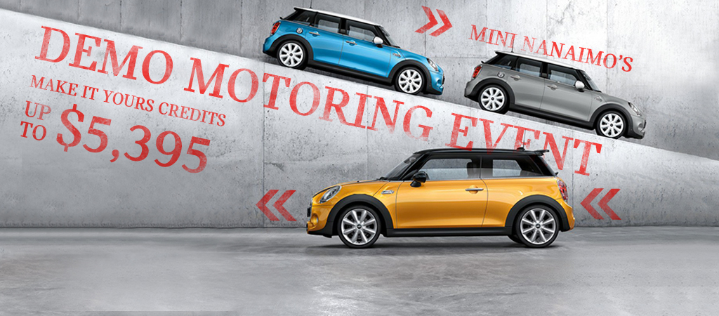 FIND THE MINI OF YOUR DREAMS.