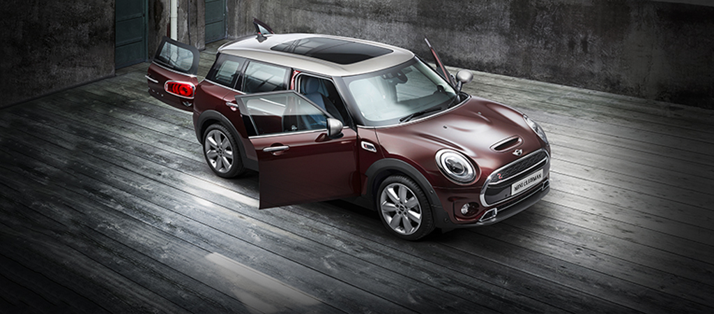 THE MINI CLUBMAN