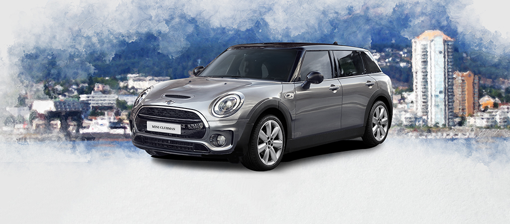 THE 2018 MINI CLUBMAN.