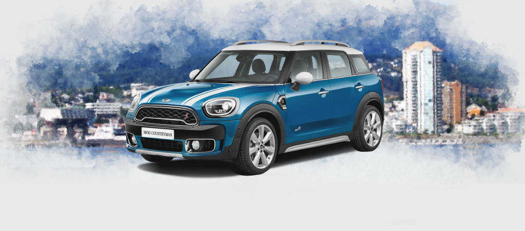 THE 2018 MINI COUNTRYMAN