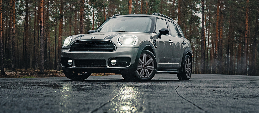 2020 MINI Countryman S ALL4