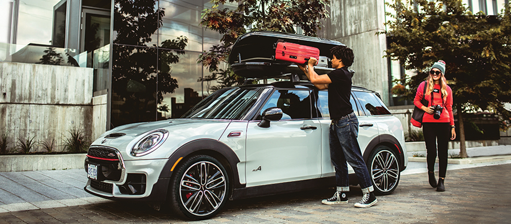 FOR A MINI AS ADVENTUROUS AS YOU.