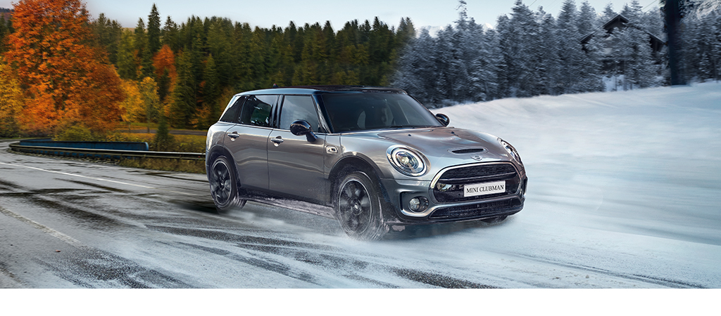2018 MINI CLUBMAN ALL4