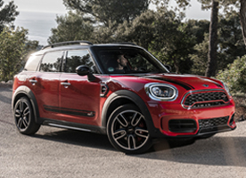 2019 John Cooper Works Countryman ALL4