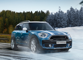 2019 MINI S Countryman ALL4