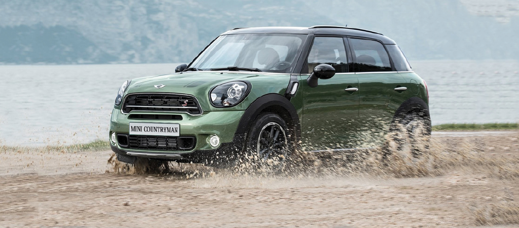 for an active mini lifestyle.