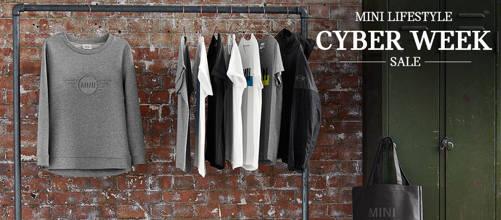 MINI LIFESTYLE CYBER WEEK SALE