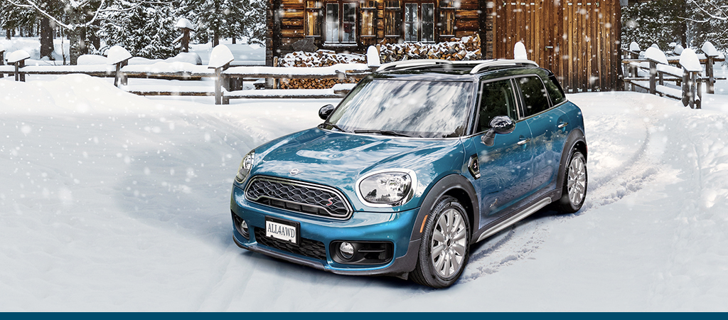 MINI ALL4 Sales Event - Ends March 31