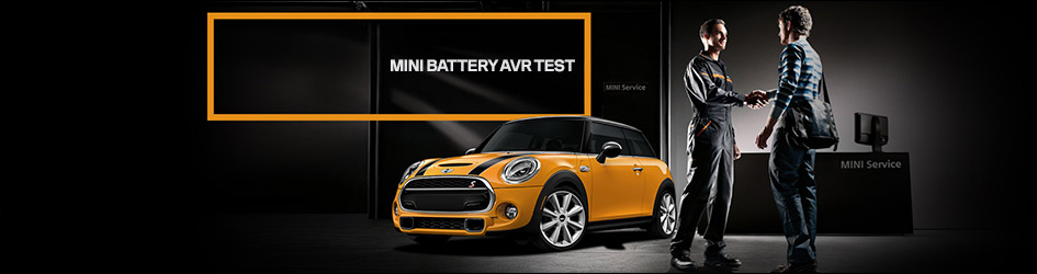 MINI Battery AVR Test: Receive 25% off Trickle Chargers
