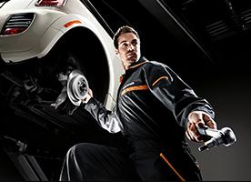 Install Winter Tires & Get 25% OFF Brake Service