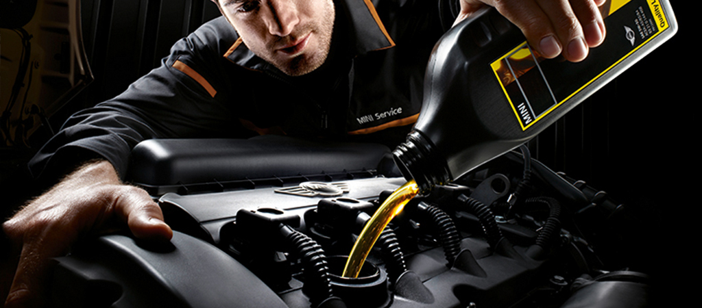 MINI Oil Service + Fuel Treatment: $129.99