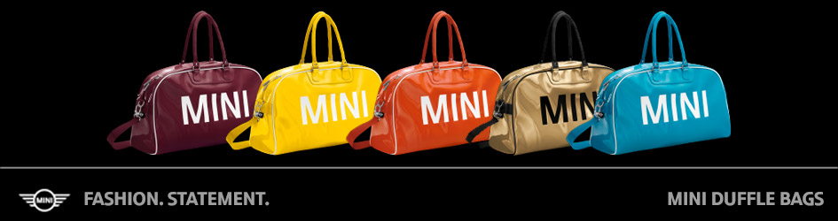 MINI Duffle Bags