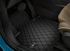 MINI Floor Mats and Liners: 15% off