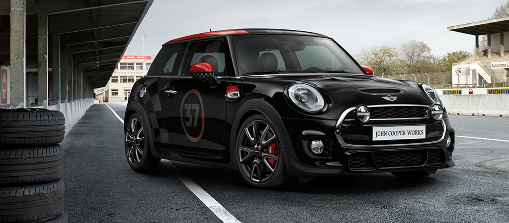 MINI JCW Accessories: 15% Off