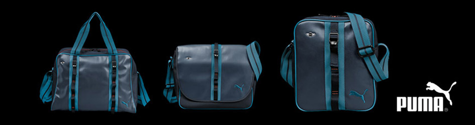 MINI by PUMA Lifestyle Bags Now Available!