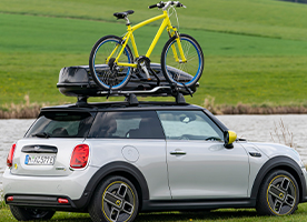 MINI Winter Roof Accessories: 15% off