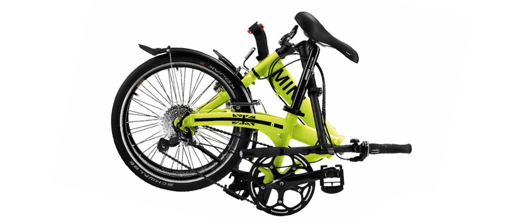 MINI Folding Bike: 10% off