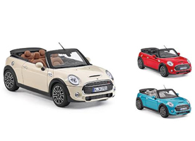 Miniature MINI Coopers: 20% off in-stock