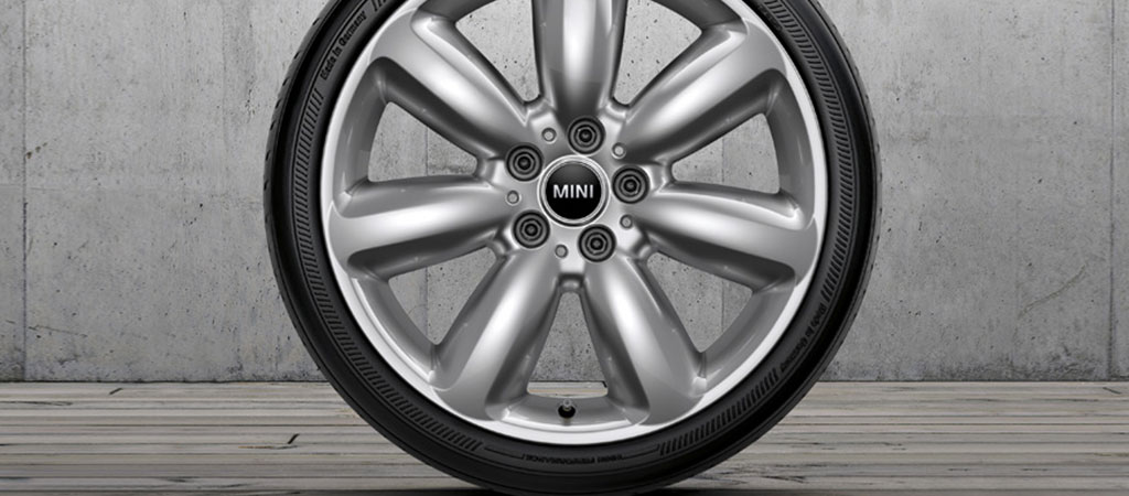 Inquire about MINI Winter Tire Packages