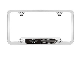 Original MINI Stainless Steel Plate Frame