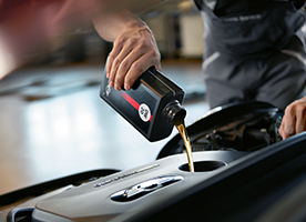 The MINI Treatment - Oil Service + Fuel Treatment: $279.95