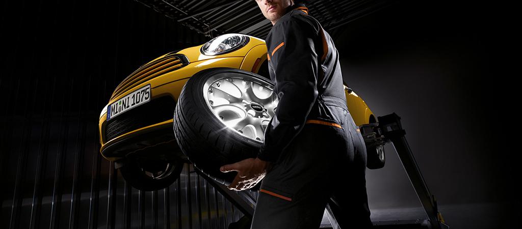4 Wheel Alignment, Install & Balance: $329.95