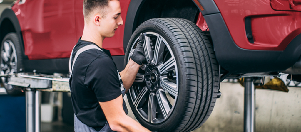 Free Brake Inspection with the Purchase of Tire Balancing & Rotation