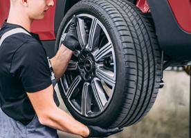 Wheel Balance & Tire Rotation: $159.95